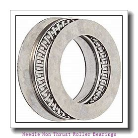 0.875 Inch | 22.225 Millimeter x 1.375 Inch | 34.925 Millimeter x 1 Inch | 25.4 Millimeter  MCGILL GR 14 RS  Needle Non Thrust Roller Bearings