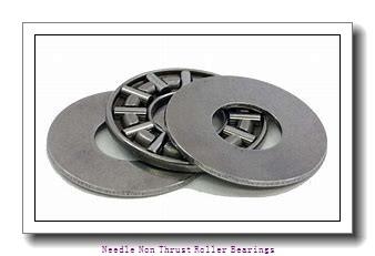 5.5 Inch | 139.7 Millimeter x 8 Inch | 203.2 Millimeter x 3 Inch | 76.2 Millimeter  MCGILL GR 104/MI 88  Needle Non Thrust Roller Bearings