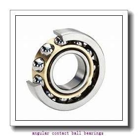 0.787 Inch | 20 Millimeter x 1.85 Inch | 47 Millimeter x 0.811 Inch | 20.6 Millimeter  SKF 5204CF  Angular Contact Ball Bearings