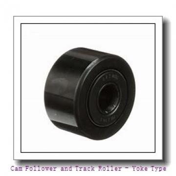IKO NAST8ZZR  Cam Follower and Track Roller - Yoke Type