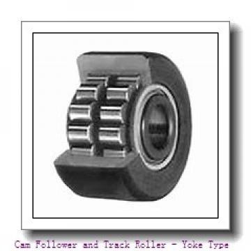 INA NNTR90X220X100-2ZL  Cam Follower and Track Roller - Yoke Type