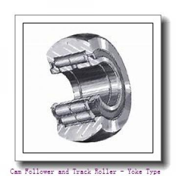 INA LR5000-2RS  Cam Follower and Track Roller - Yoke Type