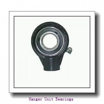 AMI UCHPL206-20MZ2B  Hanger Unit Bearings