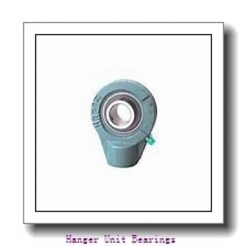 AMI UCHPL206-17MZ2B  Hanger Unit Bearings