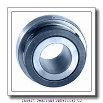 75 mm x 130 mm x 77,8 mm  TIMKEN GYE75KRRB  Insert Bearings Spherical OD