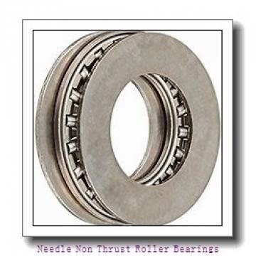 2.25 Inch | 57.15 Millimeter x 2.75 Inch | 69.85 Millimeter x 1.5 Inch | 38.1 Millimeter  MCGILL MI 36 N  Needle Non Thrust Roller Bearings