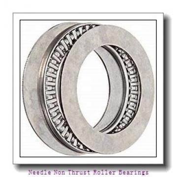 0.563 Inch | 14.3 Millimeter x 0.75 Inch | 19.05 Millimeter x 0.75 Inch | 19.05 Millimeter  MCGILL MI 9 N  Needle Non Thrust Roller Bearings