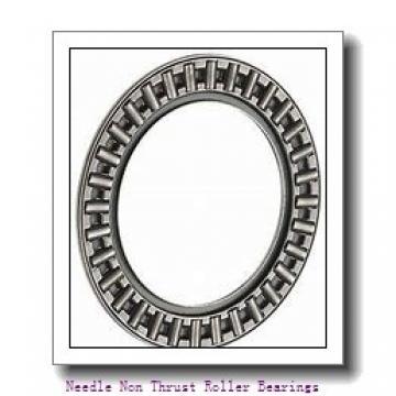 0.813 Inch | 20.65 Millimeter x 1 Inch | 25.4 Millimeter x 0.75 Inch | 19.05 Millimeter  MCGILL MI 13 N  Needle Non Thrust Roller Bearings
