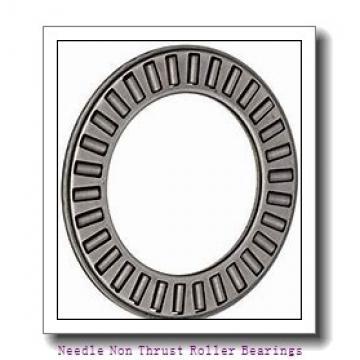 0.5 Inch | 12.7 Millimeter x 0.75 Inch | 19.05 Millimeter x 0.75 Inch | 19.05 Millimeter  MCGILL MI 8 N  Needle Non Thrust Roller Bearings