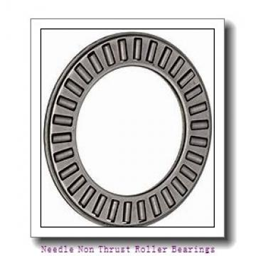 0.625 Inch | 15.875 Millimeter x 1.125 Inch | 28.575 Millimeter x 1 Inch | 25.4 Millimeter  MCGILL GR 10  Needle Non Thrust Roller Bearings