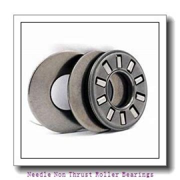 2.625 Inch | 66.675 Millimeter x 3.25 Inch | 82.55 Millimeter x 1.75 Inch | 44.45 Millimeter  MCGILL MI 42  Needle Non Thrust Roller Bearings