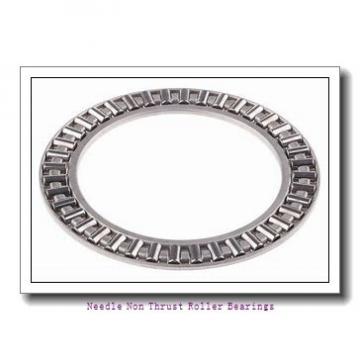 0.625 Inch | 15.875 Millimeter x 1.125 Inch | 28.575 Millimeter x 0.75 Inch | 19.05 Millimeter  MCGILL GR 10 N  Needle Non Thrust Roller Bearings
