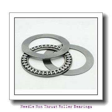 0.375 Inch | 9.525 Millimeter x 0.625 Inch | 15.875 Millimeter x 1 Inch | 25.4 Millimeter  MCGILL MI 6  Needle Non Thrust Roller Bearings
