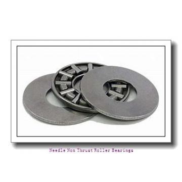 0.75 Inch | 19.05 Millimeter x 1 Inch | 25.4 Millimeter x 1 Inch | 25.4 Millimeter  MCGILL MI 12 BULK  Needle Non Thrust Roller Bearings