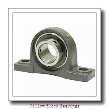 1.438 Inch | 36.525 Millimeter x 1.531 Inch | 38.9 Millimeter x 1.875 Inch | 47.63 Millimeter  DODGE P2B-SCEZ-107-SHCR  Pillow Block Bearings