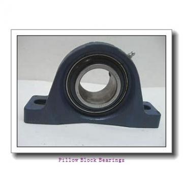 2.938 Inch   74.625 Millimeter x 3.5 Inch   88.9 Millimeter x 3.25 Inch   82.55 Millimeter  DODGE P2B-IP-215LE  Pillow Block Bearings