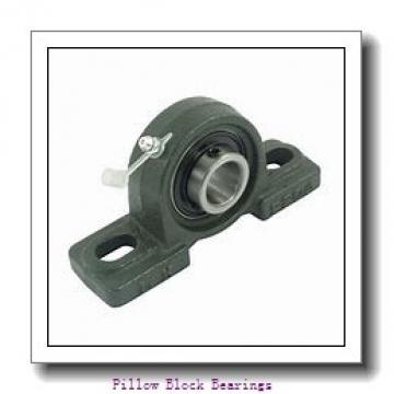 1.188 Inch | 30.175 Millimeter x 1.391 Inch | 35.331 Millimeter x 1.625 Inch | 41.275 Millimeter  DODGE P2B-SCEZ-103-SHCR  Pillow Block Bearings