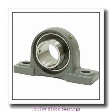 1.5 Inch   38.1 Millimeter x 1.688 Inch   42.87 Millimeter x 2.125 Inch   53.98 Millimeter  DODGE P2B-SC-108  Pillow Block Bearings