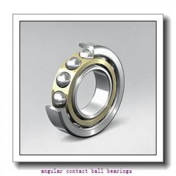 1.181 Inch | 30 Millimeter x 2.441 Inch | 62 Millimeter x 1.063 Inch | 27 Millimeter  SKF 5206SBZZ  Angular Contact Ball Bearings
