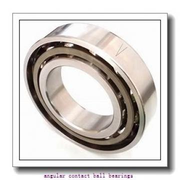 1.378 Inch | 35 Millimeter x 2.835 Inch | 72 Millimeter x 1.063 Inch | 27 Millimeter  SKF 5207M  Angular Contact Ball Bearings