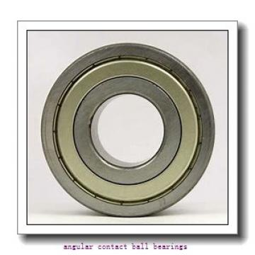 1.772 Inch | 45 Millimeter x 3.937 Inch | 100 Millimeter x 1.688 Inch | 42.88 Millimeter  SKF 5309MFG1  Angular Contact Ball Bearings