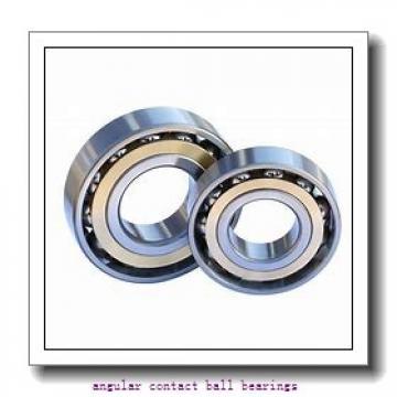 3.937 Inch | 100 Millimeter x 8.465 Inch | 215 Millimeter x 1.85 Inch | 47 Millimeter  SKF 7320PJDE-BRZ  Angular Contact Ball Bearings