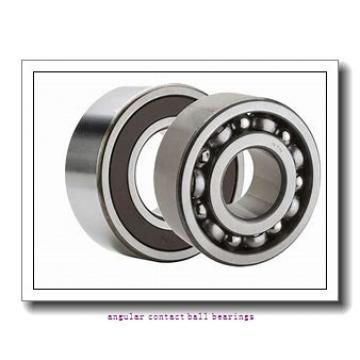 4.724 Inch | 120 Millimeter x 8.465 Inch | 215 Millimeter x 1.575 Inch | 40 Millimeter  SKF 7224PDU-BRZ  Angular Contact Ball Bearings