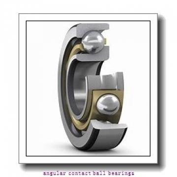 2.559 Inch | 65 Millimeter x 5.512 Inch | 140 Millimeter x 2.437 Inch | 61.91 Millimeter  SKF 5313MF1  Angular Contact Ball Bearings