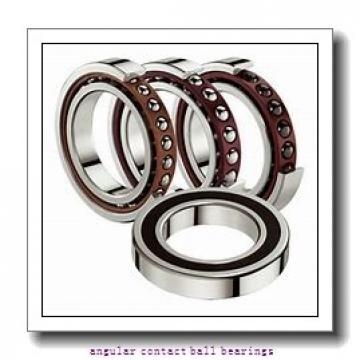 0.669 Inch | 17 Millimeter x 1.575 Inch | 40 Millimeter x 0.689 Inch | 17.5 Millimeter  SKF 5203SB  Angular Contact Ball Bearings