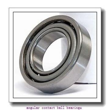 1.378 Inch | 35 Millimeter x 2.835 Inch | 72 Millimeter x 1.063 Inch | 27 Millimeter  SKF 5207MFFG  Angular Contact Ball Bearings