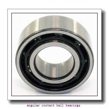 2.165 Inch | 55 Millimeter x 3.937 Inch | 100 Millimeter x 1.311 Inch | 33.3 Millimeter  SKF 5211MFG  Angular Contact Ball Bearings
