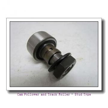 MCGILL PCF 2 1/2  Cam Follower and Track Roller - Stud Type