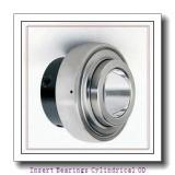 LINK BELT ER22K-HFF  Insert Bearings Cylindrical OD