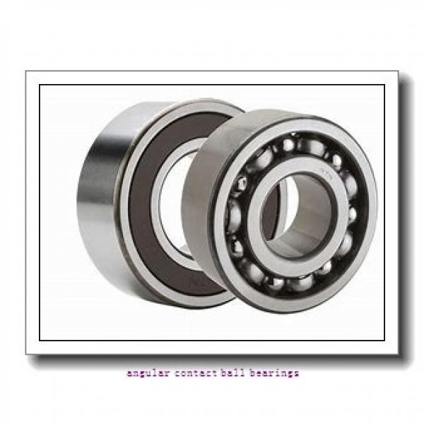 2.165 Inch   55 Millimeter x 3.937 Inch   100 Millimeter x 1.311 Inch   33.3 Millimeter  SKF 5211MG  Angular Contact Ball Bearings #1 image